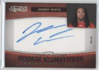 Johnny White /25