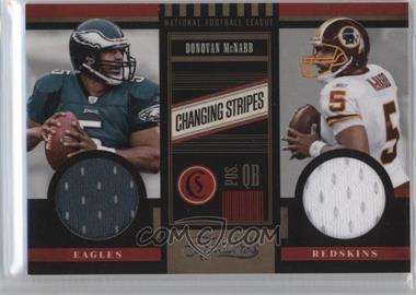 2011 Timeless Treasures - Changing Stripes Materials #7 - Donovan McNabb /249