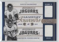 Maurice Jones-Drew, David Garrard /50
