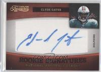 Clyde Gates /10