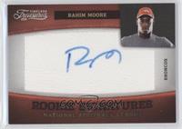 Rahim Moore /25