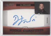 D.J. Williams /299