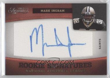 2011 Timeless Treasures #187 - Mark Ingram /265