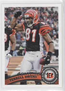 2011 Topps - [Base] #272 - Terrell Owens