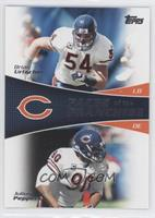 Brian Urlacher, Julius Peppers