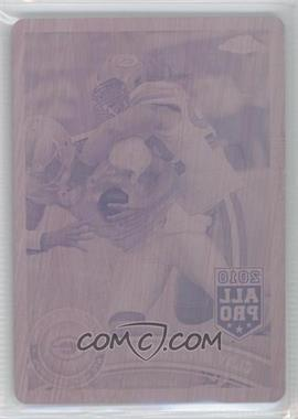 2011 Topps Chrome - [Base] - Printing Plate Magenta #155 - Clay Matthews /1