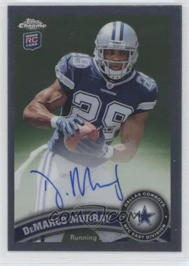 2011 Topps Chrome - [Base] - Rookie Autograph [Autographed] #173 - DeMarco Murray