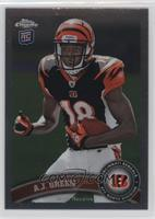 A.J. Green (Facing Front)