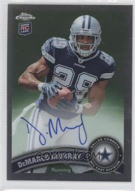 2011 Topps Chrome Rookie Autograph [Autographed] #173 - DeMarco Murray