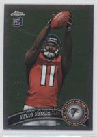 Julio Jones (Ball above head)
