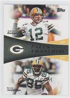 Aaron Rodgers, Greg Jennings