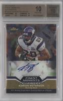 Adrian Peterson /25 [BGS 10]