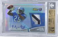 Mikel Leshoure /75 [BGS9.5]