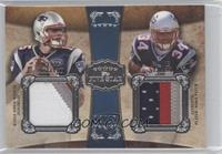 Ryan Mallett, Shane Vereen /15