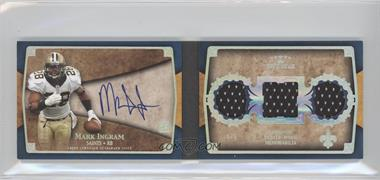 2011 Topps Five Star Futures 3-Piece Autographed Book Rainbow #FSFA3-MI - Mark Ingram /1