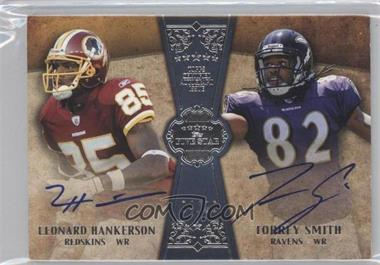 2011 Topps Five Star Futures Dual Autographs #FSFDA-HS - Torrey Smith /20