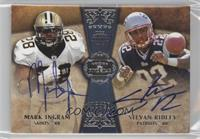 Mark Ingram, Stevan Ridley /20