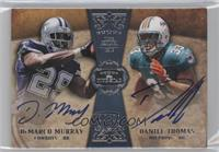 DeMarco Murray, Daniel Thomas /20