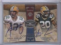 Aaron Rodgers, Alex Green /10