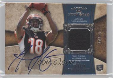 2011 Topps Five Star #180 - A.J. Green /65