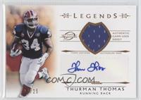 Thurman Thomas /25