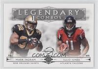 Mark Ingram, Julio Jones