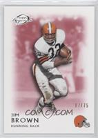 Jim Brown /75