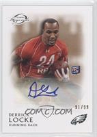 Derrick Locke /99