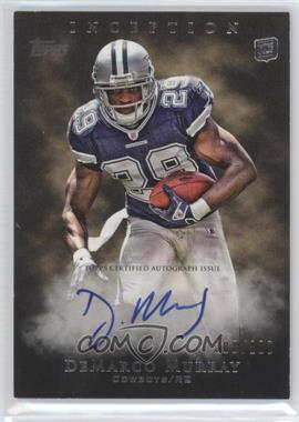 2011 Topps Inception - [Base] #117 - DeMarco Murray /900