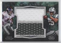 Jerrel Jernigan, Bilal Powell /15