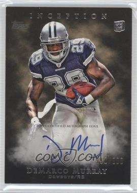 2011 Topps Inception #117 - DeMarco Murray /900