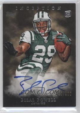 2011 Topps Inception #132 - Bilal Powell /900