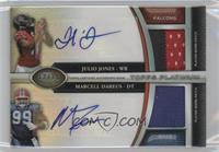Julio Jones, Marcell Dareus /25