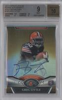 Greg Little /10 [BGS 9]