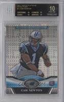Cam Newton [BGS 10 BLACK]