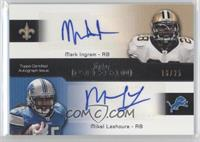 Mark Ingram, Mike Leach /25