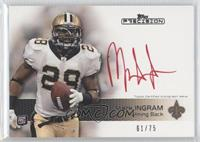 Mark Ingram /75