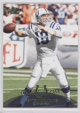 2011 Topps Prime - [Base] - Aqua #100 - Peyton Manning