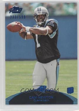 2011 Topps Prime - [Base] - Blue #50 - Cam Newton /599