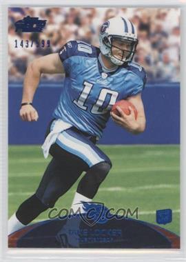 2011 Topps Prime - [Base] - Blue #82 - Jake Locker /599
