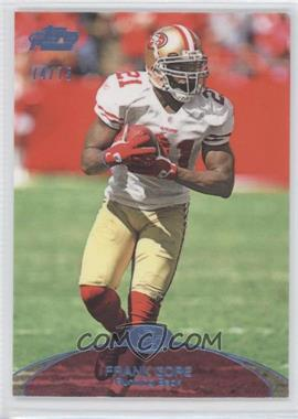 2011 Topps Prime - [Base] - Powder Blue #136 - Frank Gore /75