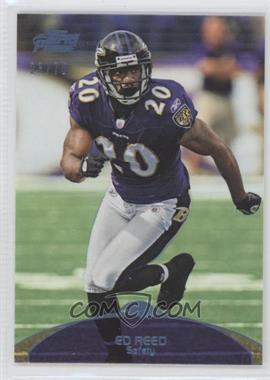 2011 Topps Prime - [Base] - Powder Blue #94 - Ed Reed /75
