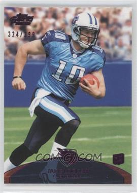 2011 Topps Prime - [Base] - Purple #82 - Jake Locker /399