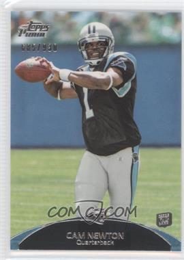 2011 Topps Prime - [Base] - Rookie Base Variation #50 - Cam Newton /930