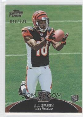 2011 Topps Prime - [Base] #31 - A.J. Green /930