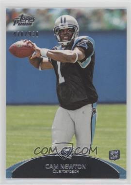 2011 Topps Prime - [Base] #50 - Cam Newton /930