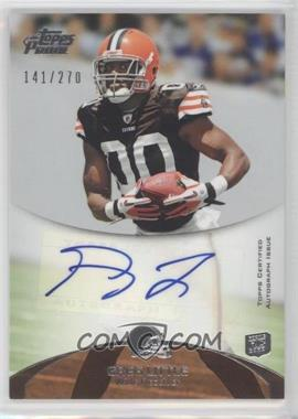2011 Topps Prime - Rookie Autographs #148 - Greg Little /270
