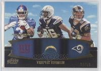 Jerrel Jernigan, Vincent Brown, Austin Pettis /50