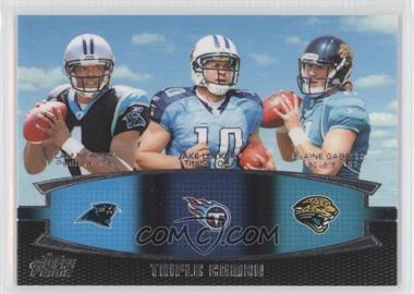 2011 Topps Prime - Triple Combo #TC-NLG - Cam Newton, Jake Locker, Blaine Gabbert