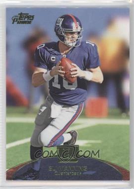 2011 Topps Prime Aqua #49 - Eli Manning